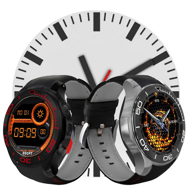 MTK6580 GPS Android 5.1 Smart Watch 3G Wifi SIM Card Phone 3D Heart Rare Monitor Smartwatch With 5MP HD Camera Music Player celiadwn smart watch android 5 1 smartwatch phone 3g mtk6580 512mb 4gb with 2 0 camera wifi gps sim card clock vs x200 dm98
