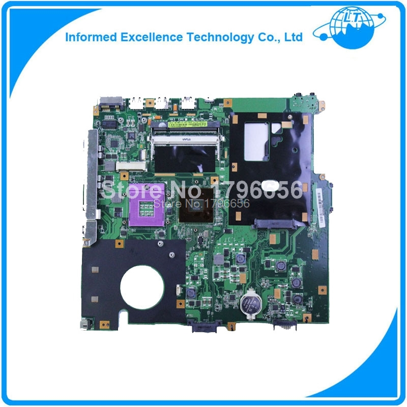 For ASUS F50GX Laptop motherboard 100% working well 90days warranty for asus f5rl x50rl rev 2 0 laptop motherboard mainboard 08g2005fr20v 90days warranty
