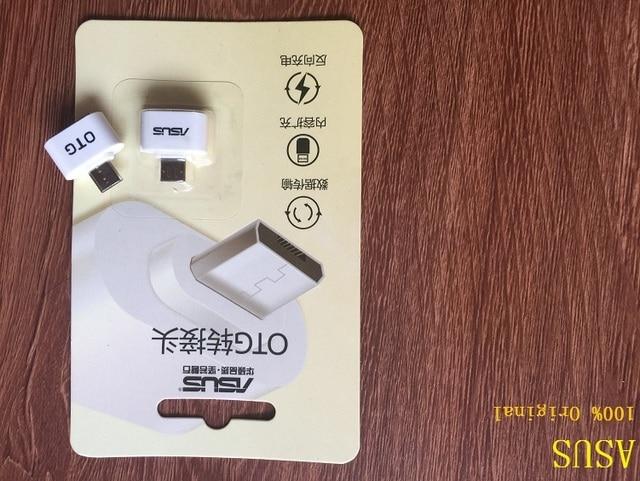 ASUS originais Micro USB OTG Conversor de Cabo adaptador de Dados de apoio  Pen Drive  a10ed9567e792