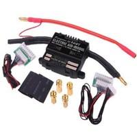 Graupner HoTT Electric Air Module 2 14S Vario 2S 14S LiPo 60V 150A Provide Alarms For