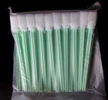 2000 teile/los Roland Mimaki Mutoh Lösungsmittel Drucker druckkopf Schaum Reinigung Tupfer (Schaum kopf ist viel besser als baumwolle tupfer)