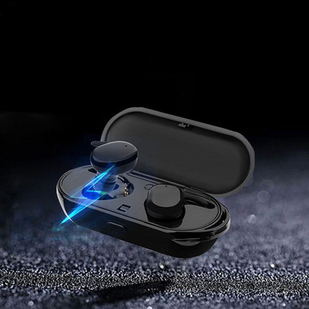 Ture Sans Fil Bluetooth Écouteurs IPX5 Étanche Tactile Casque Mini-Écouteurs Avec Boîte De Charge Micro Auriculares Bluetooth écouteur