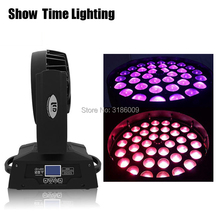 dj Led moving head with focus function 36pcs 10W RGBW 4 IN 1 coloring use for professional stage disco performance wedding