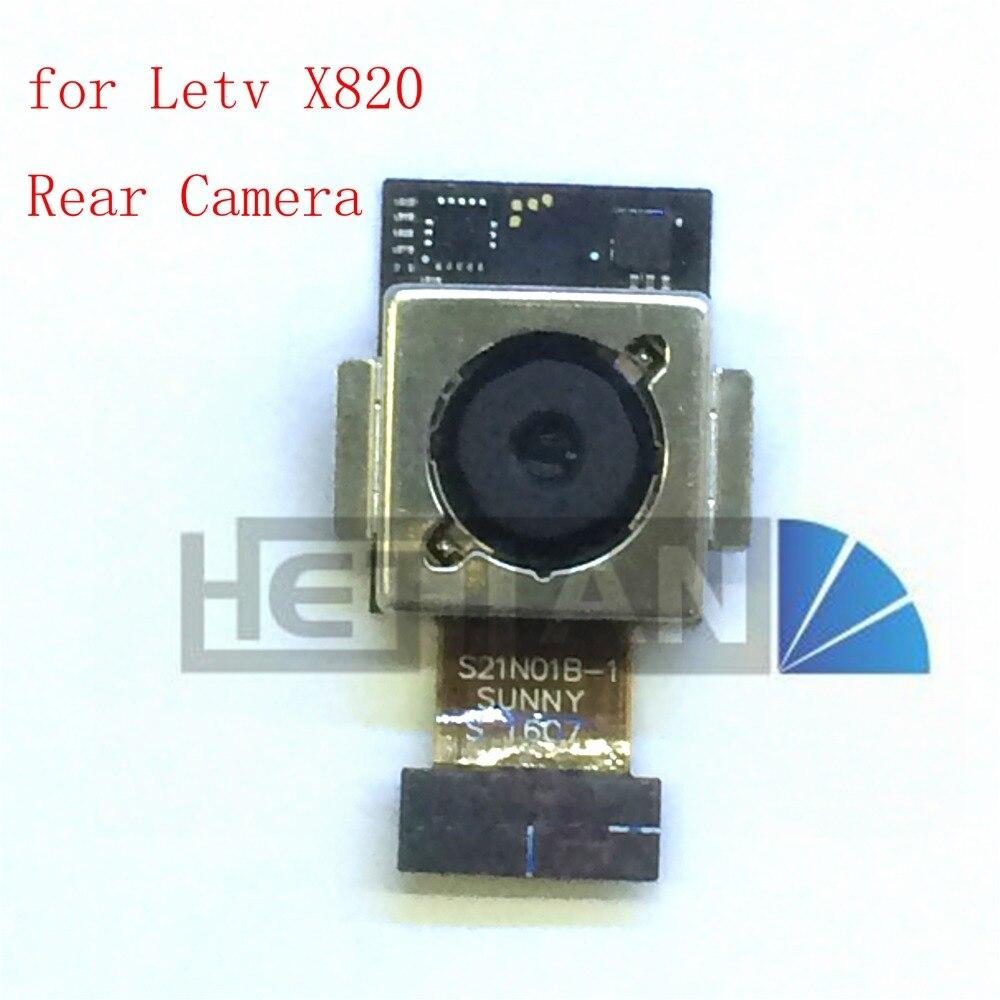 imágenes para Para MAX 2X820 Cámara Trasera 21.0MP Letv 100% Original X820 Cámara Trasera Módulo Flex Cable