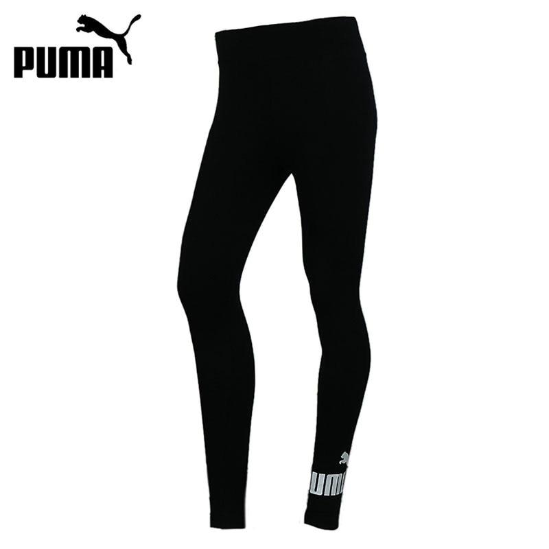Original New Arrival 2018 PUMA ESS Logo Leggings Women's Tight Pants Sportswear брюки accelerate tight