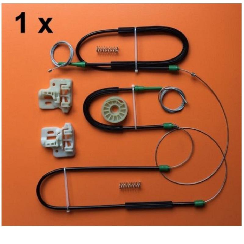 FOR BMW X5 E53 99-07 WINDOW REGULATOR REPAIR KIT SLIDER FRONT LEFT/RIGHT 1999-2007