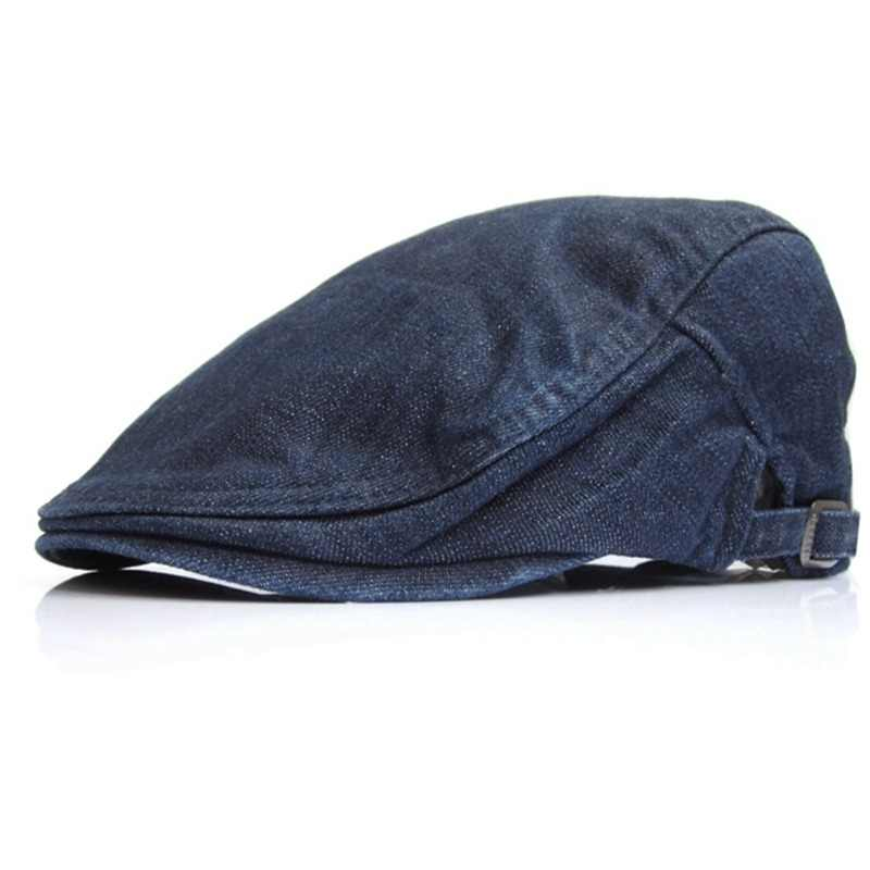 d12fdbefa Detail Feedback Questions about Male New Fashion Gatsby Cap Men ...