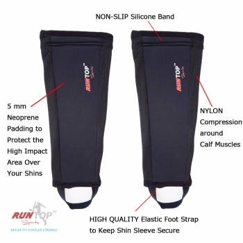 RUNTOP 5mm Sleeves Calf Protector