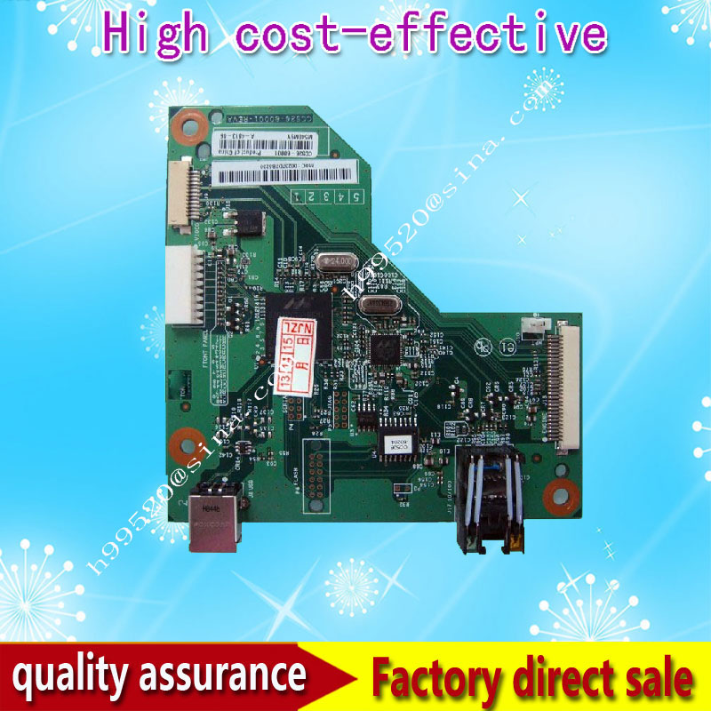 CC526-60001 Formatter Board for HP P2035N 2035N Formatter Pca Assy logic Main Board MainBoard mother board formatter pca assy formatter board logic main board mainboard mother board for hp m525 m525dn m525n 525 cf104 60001