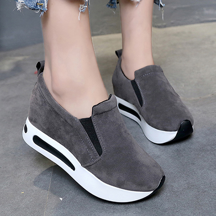 Women Shoes Oxford Platform Women Flats quality Round Toe Loafers Shoes For Women flat casual shoes spring comfy tenis feminino women loafers casual shoes female round toe slip on wide shallow flats lady shoes oxford spring summer shoes for women or910314