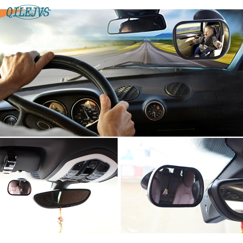 Hot Baby Car Safety Easy Rear View Back Seat Mirror Infant Toddler Care Adjustable #330