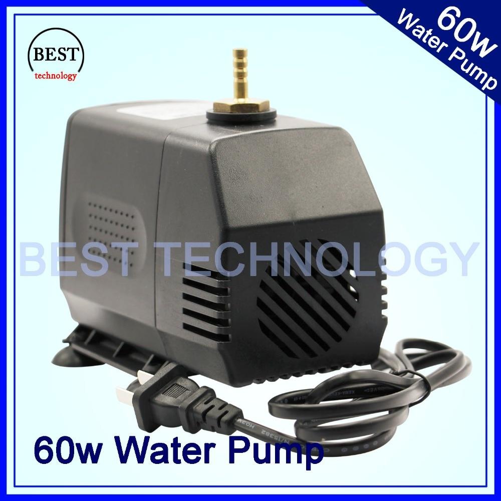 все цены на pump 60w 220V water pump max head 3m max flow 3000L/H Multi-function submersible pump!