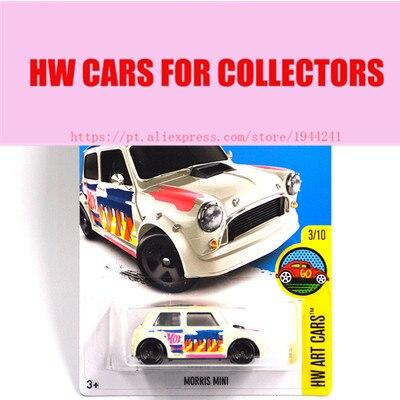 hot sale 2016 new hot 164 cars wheels morris mini car models metal diecast