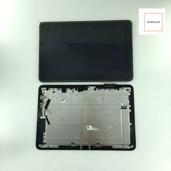 JIANGLUN For ASUS T100H T100HA X5-Z8500  LCD Display + Touch Screen Digitizer Glass Assembly with frame