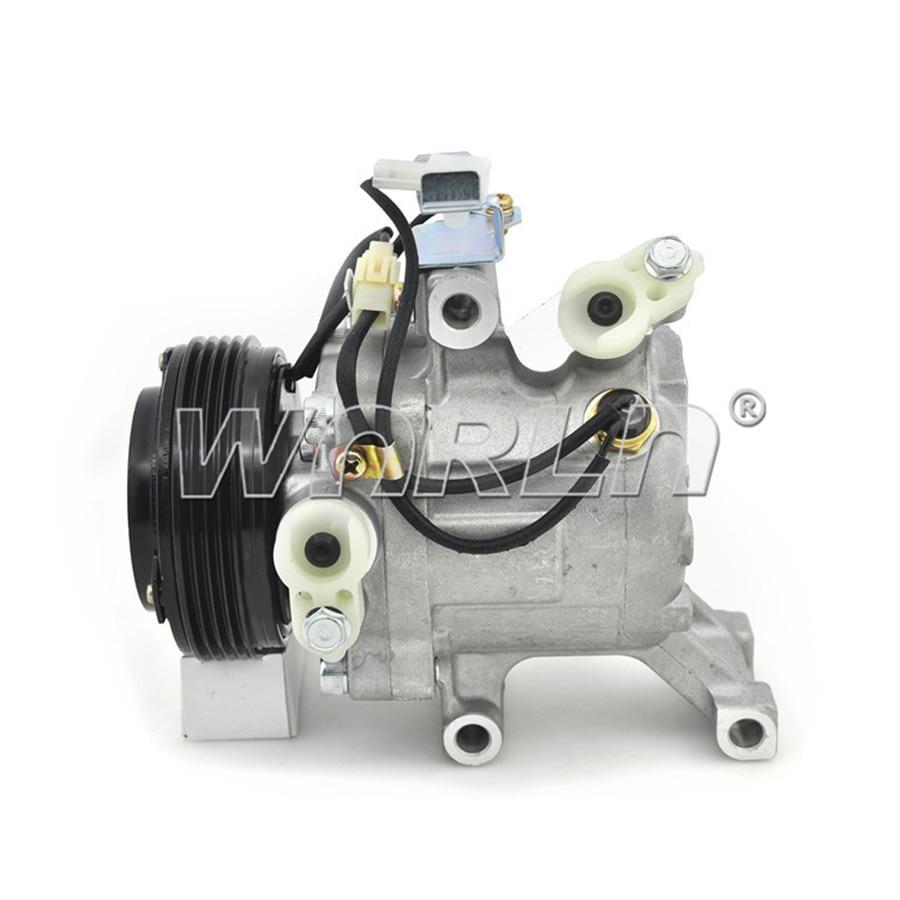 auto Compressor for Toyota Passo Daihatsu Terios Daihatsu Boon Sirion 2 M3 Subaru Justy 4471906620 88310B107 тор 10 мадрид