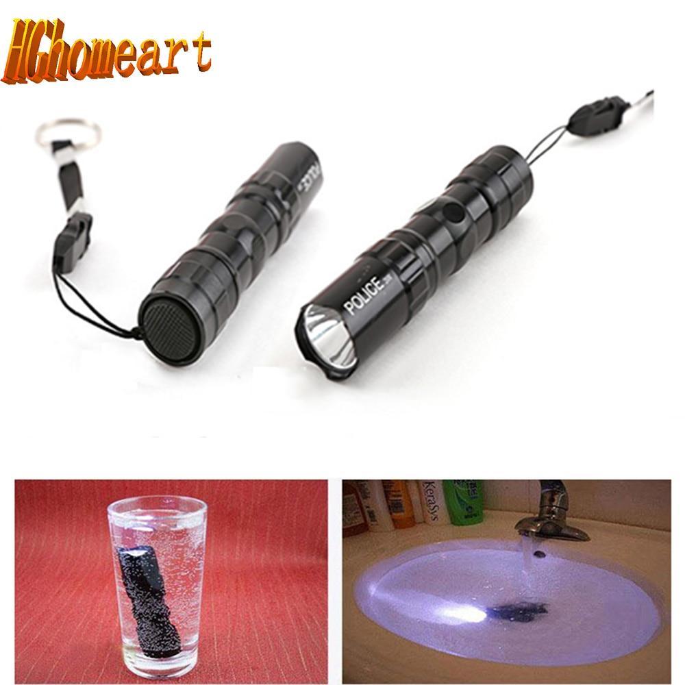 Nouveau Rechargeable Torch Heavy Duty 37 DEL Trempé Lens Spotlight Bright travail