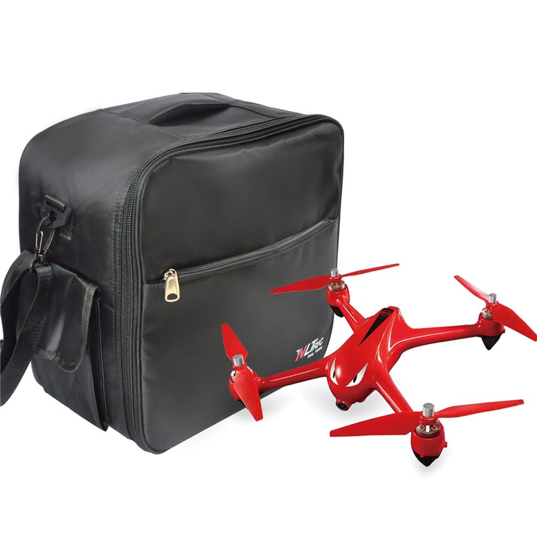 Sac à dos sac de transport sac à bandoulière simple pour MJX Bugs 5 W/Bugs 2 W/SJRC S70W/BAYANG X16 X21 X22 Drone-in Sacs pour drone from Electronique    1