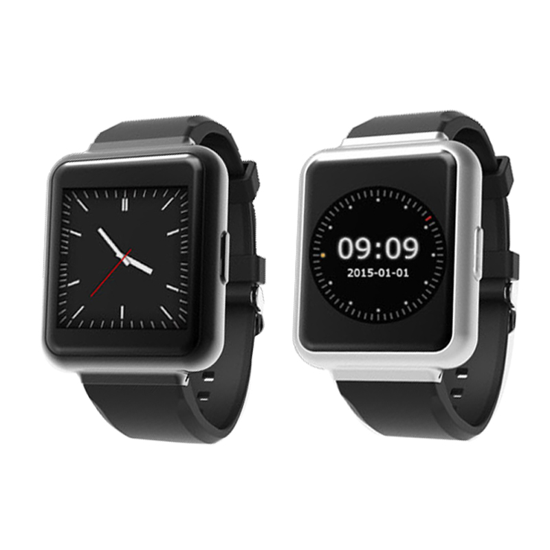 ФОТО Finow Q1 Hot Square SmartWatch Android 5.1 MTK 6580 Quad core 1GB+8G 1.54