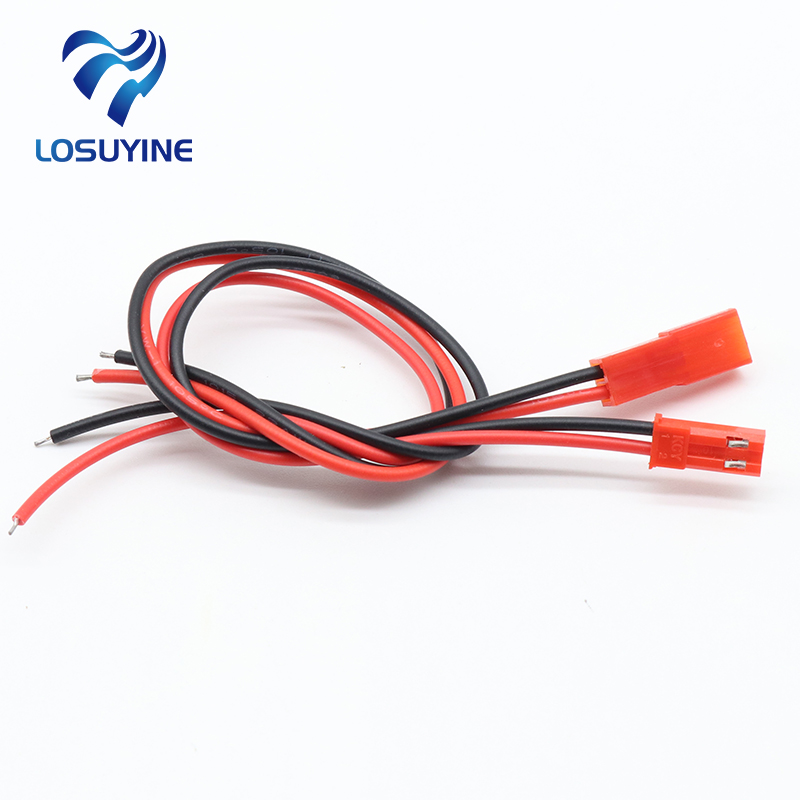 IMC Hot 10 Pairs 150mm JST Connector Plug Cable Male+Female for RC BatteryIMC Hot 10 Pairs 150mm JST Connector Plug Cable Male+Female for RC Battery