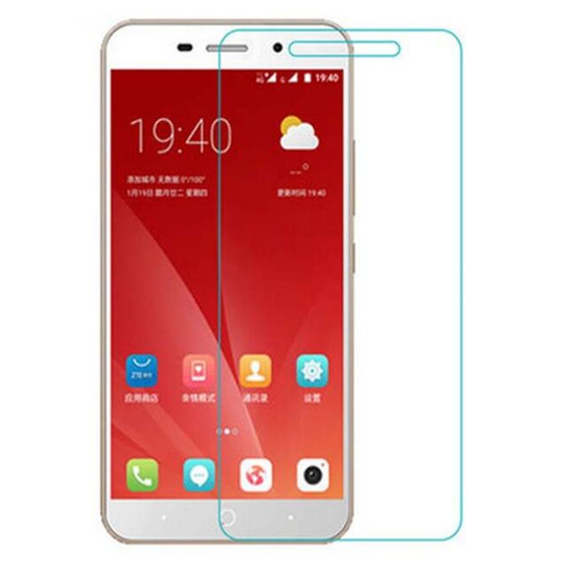 For ZTE Blade A602 BA602 Dual SIM 5.5 inch Screen Protector 9H Toughened Protective Film Guard Premium Tempered Glass