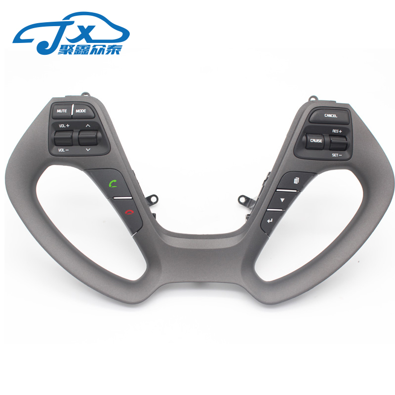 Steering wheel Button for KIA CERATO K3 2016 2017 with audio volume music control cruise bluetooth telephone tel sound Switch Steering Wheels & Steering Wheel Hubs     - title=