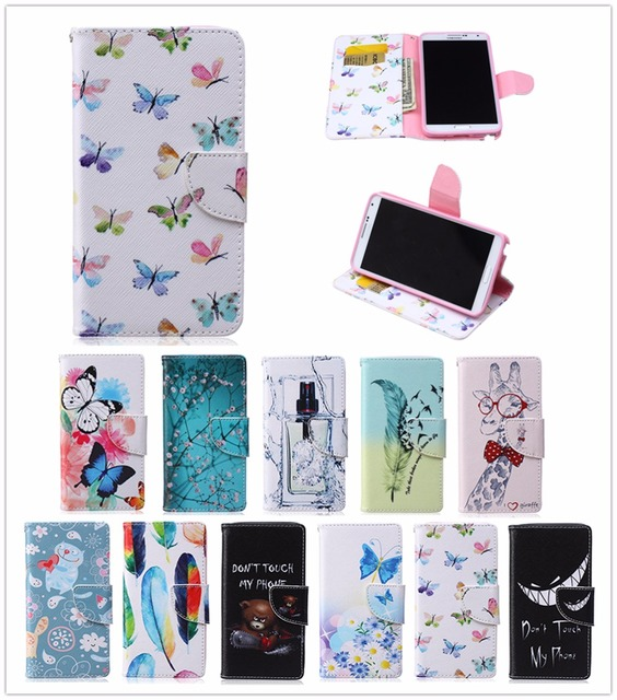 Flip Case for Samsung Galaxy Note 3 Note3 SM N900 SM-N900 N9000 SM-N9000Q N9002 SM-N9002 N9005 SM-N9005 Leather Cover Phone Case