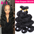 Malaysian Body Wave 3 Bundles Deals Malaysian Virgin Hair Body Wave 7A Unprocessed Malaysian Hair Weave Bundles ms lula hair