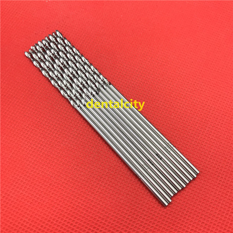 150mm Orthopedic Drill Bits Veterinary Orthopedics Instruments 10pcs/set