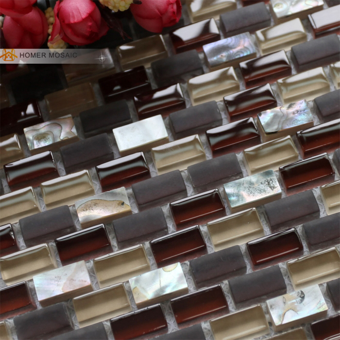 Online buy wholesale stone mosaic tile backsplash from china stone ...