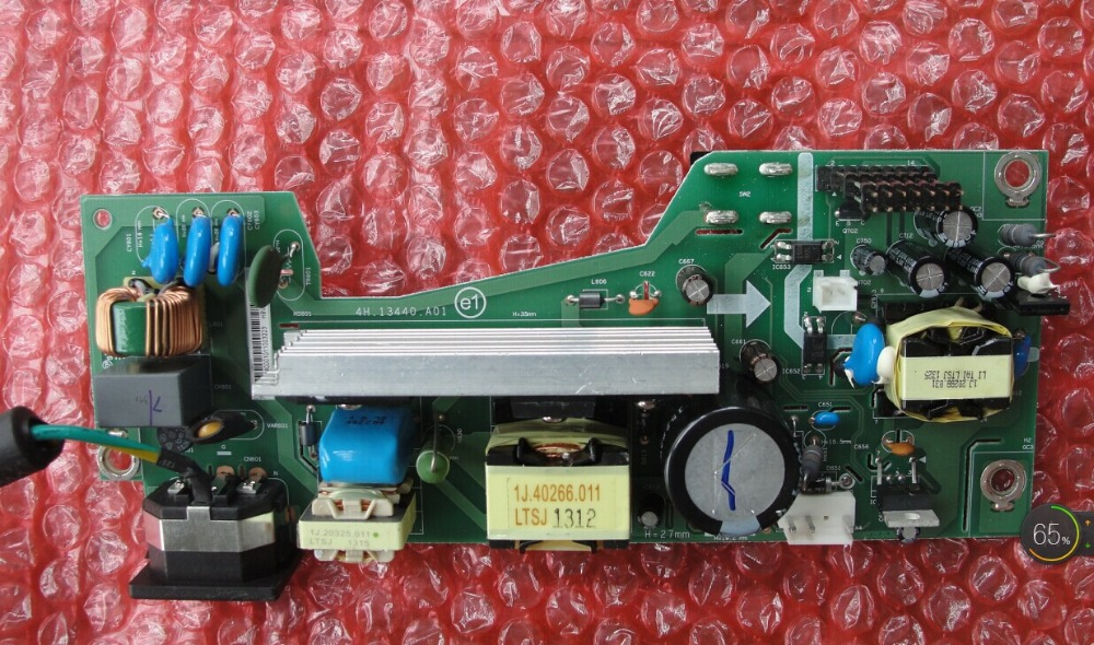 Power Supply board for Infocus projector IN102 IN104 IN105