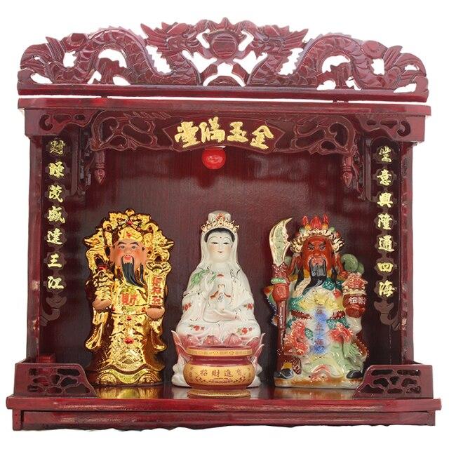 Buddhist Wedding Altar: Many Buddhist Shrines Altar Wall Cabinet Width Cabinet For