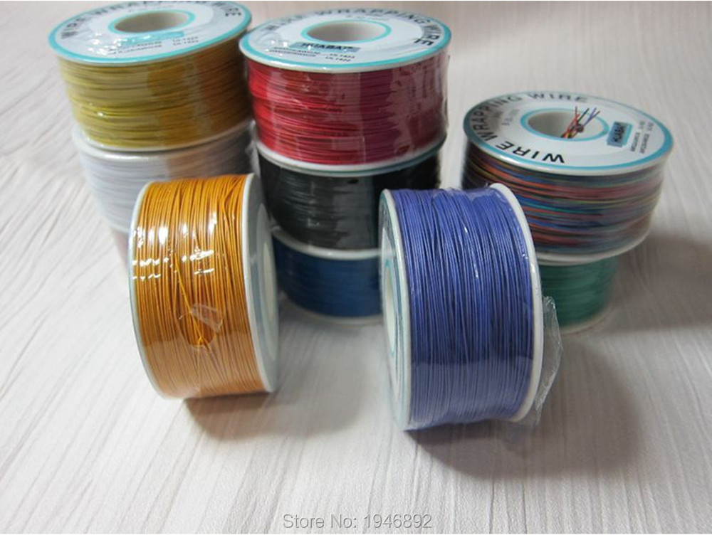 Fios Elétricos wrapping wire wrap 10 cores Tipo : Wrapping Wire
