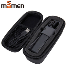Waterproof Mini Case DJI OSMO Pocket Handheld Gimbal Accessories Storage Case with Carabiner For OSMO Pocket Handheld Gimbal Bag цена