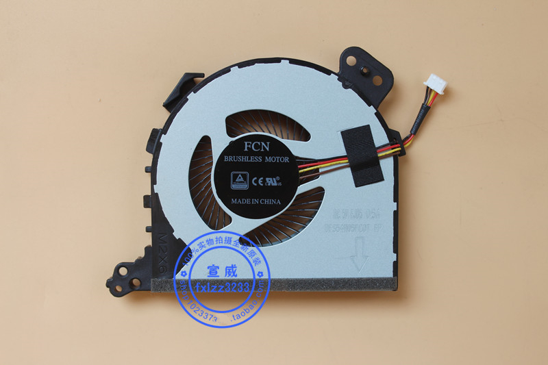 New CPU Cooler Fan For Lenovo IdeaPad 320-15 320-14ABR 520-15 320-15AST 320-15IAP 5000-15 14 17 81BG 81BT DFS541105FC0T FJD5