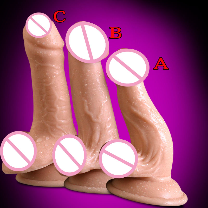 Realistic soft dildo suction cup fake dick male artificial penis foreskin dildo big glans cock adult sex toys dildos for women thick dildo realistic penis with suction cup big dick sex toys for women adult sex products fake cock huge horse dildos