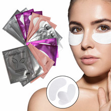 150Pairs Kussens voor Wimper Extension Eye Pads Packs Wegwerp Patches voor Wimpers Lash Geënt Wimpers Onder Eye Make-Up Tool(China)