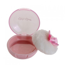 URBAN DOLLKISS Innocent Girl's Blusher 3 Color Face Makeup Natural Soft Blusher Baviphat / Glittering Pearl Cheek Powder