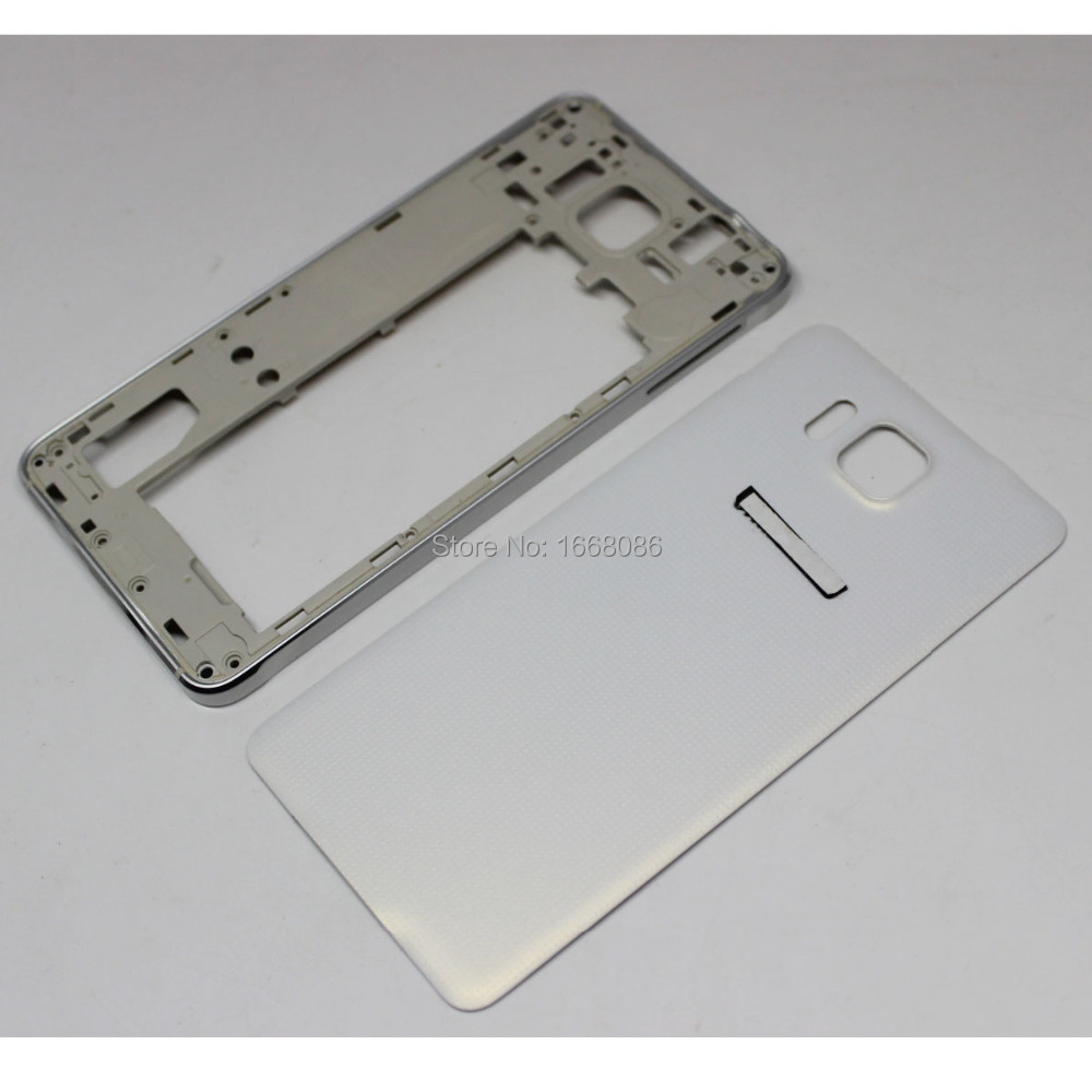 For Samsung Galaxy Alpha G850 Lcd Touch Bezel Housing Chasis Frame Battery Cover On Alibaba Group