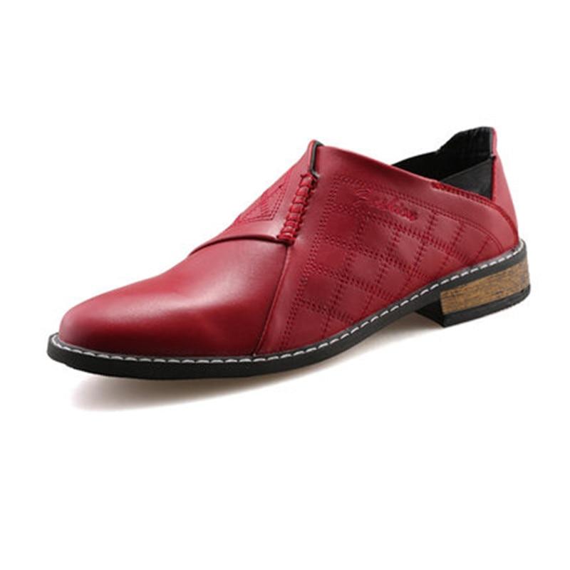 NEWEST Designer Classic Men Dress Shoes high quality leather business Wedding Shoe Formal Lace Up Patent men's Oxfords shoes