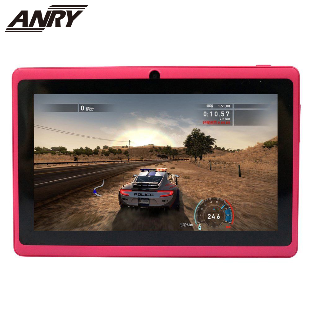ANRY 7 Inch 3G Phone Call Tablets Pc Android 4.4 SIM HD Quad Core Usb Wifi Bluetooth Cheap Phablets 8GB Mini Pad CaseANRY 7 Inch 3G Phone Call Tablets Pc Android 4.4 SIM HD Quad Core Usb Wifi Bluetooth Cheap Phablets 8GB Mini Pad Case