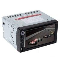 6.2 Pollice Nuovo universale 2din Autoradio Doppio 2 din Car Lettore DVD In dash PC Car Stereo video HD Multimedia android Bluetooth