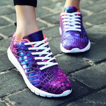 Sneakers Men Women Female Running Shoes Sport Shoes Woman Lace-Up chaussure femme Breathable Camouflage Mesh
