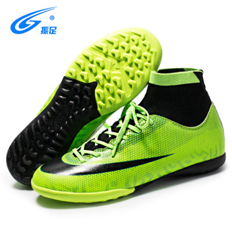 New Indoor Futsal Soccer Boots Sneakers Men Cheap Soccer Cleats Original Football Shoes With Sports For Women & Men image