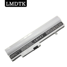 LMDTK New 6 CELLS white Laptop Battery For LG X120 X130 LB32
