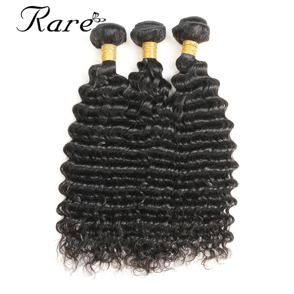 Real Indian Deep Wave 3 Bundles Indian Deep Curly Human Hair Raw Indian Non Remy Hair Weave 3 Bundles Curly Weave Human Hair