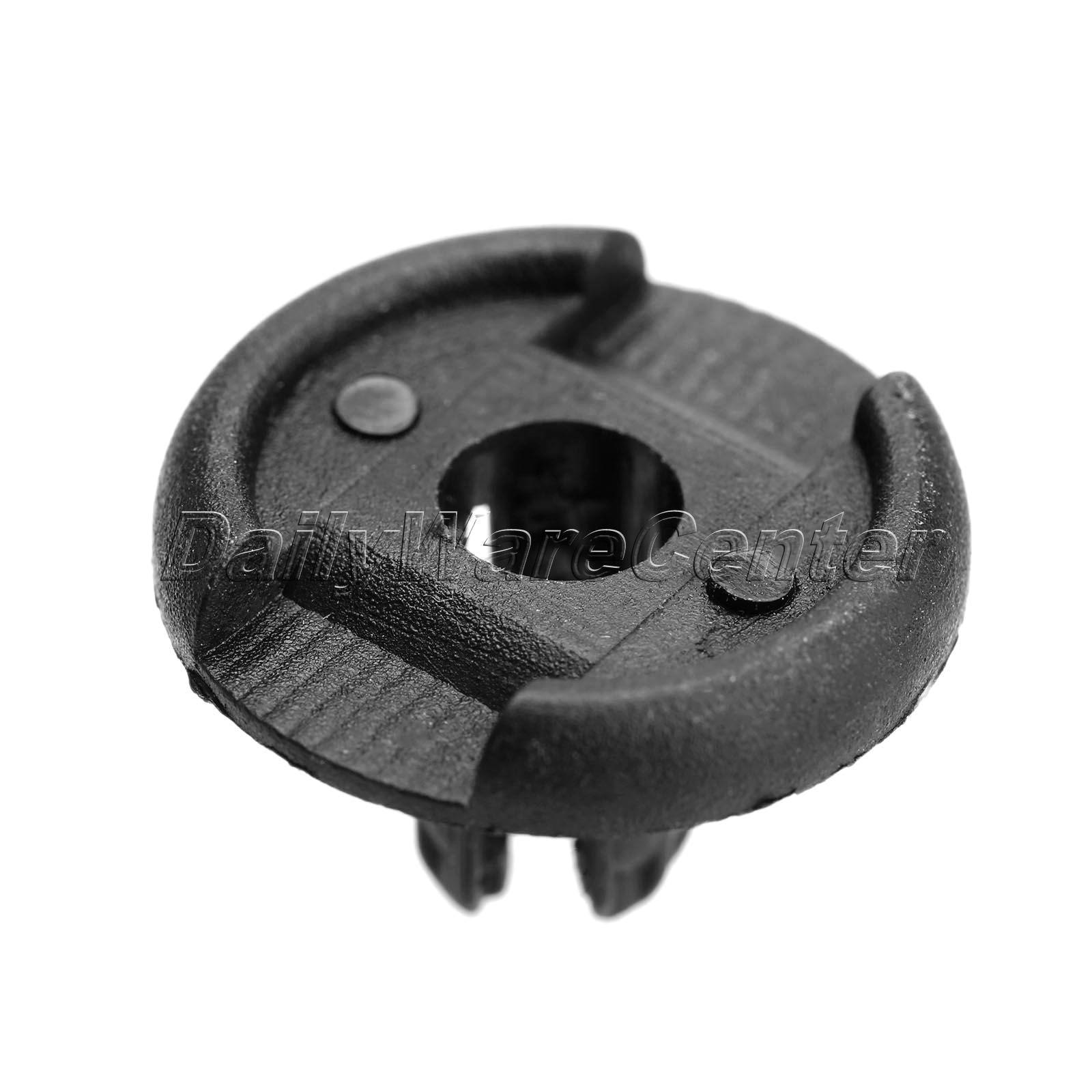 50 Teile / los Auto 7mm Loch Kunststoffnieten Verschluss Push Clips - Auto-Innenausstattung und Zubehör - Foto 6
