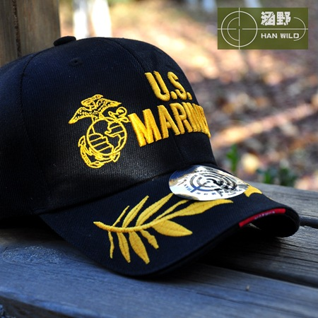 New Tactical Marines Cap Mens Baseball Cap USA Army Black Water Hat Snapback Caps For Outdoor Adjustable Navy Seal Casquette