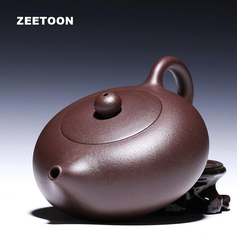240cc Salud china Juego de té de Kung Fu Auténtico Yixing Tetera de - Cocina, comedor y bar