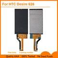 Para htc desire 626 novo monitor lcd full + tela de toque digitador assembléia painel de vidro + ferramentas