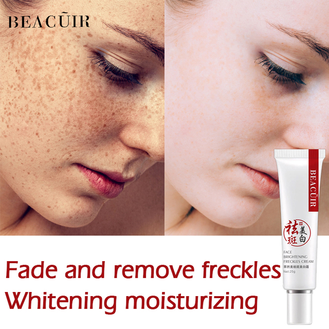 BEACUIR Collagen Freckles Whitening Face Cream hyaluronic acid Anti-Aging Anti-Wrinkle Cream Remove Spots Firming Dark Circles Facial Self Tanners & Bronzers